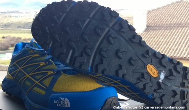 zapatillas tnf ultra endurance trail running shoes (1)