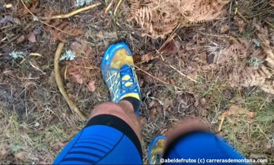 zapatillas tnf ultra endurance trail running shoes (2)