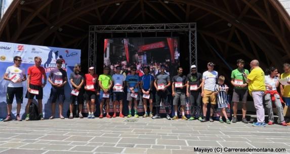 Foto equipo elites en Lavaredo. Foto: Mayayo (C) Carrerasdemontana.com