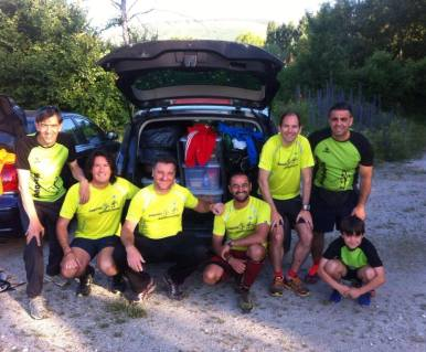 oxfam trail walker 2016 carrerasdemontana.com