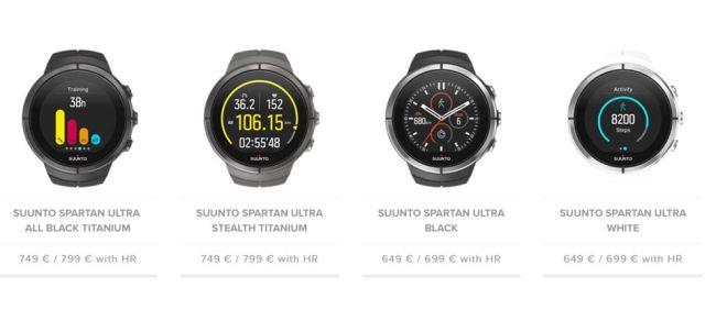 suunto spartan reloj gps running montaña trail triathlon (7)