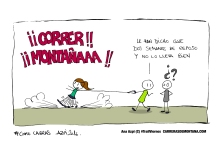 #Trailviernes La correa
