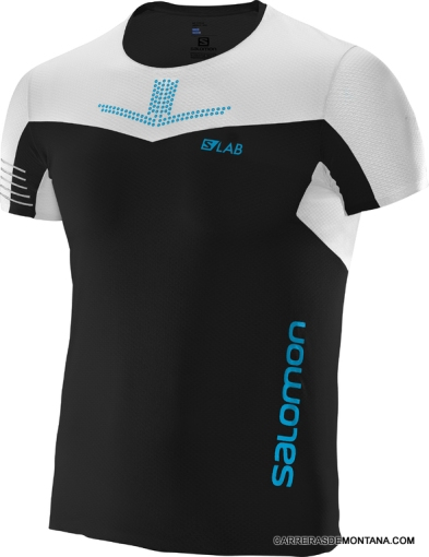 Salomon Slab Sense tee trail running 2017 mayayo