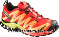 Salomon XA Pro 3D trail running shoes 2017 mayayo