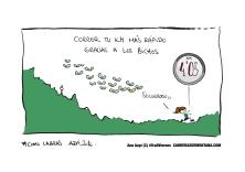 trailviernes 56 carreras de montaña y sus bichos