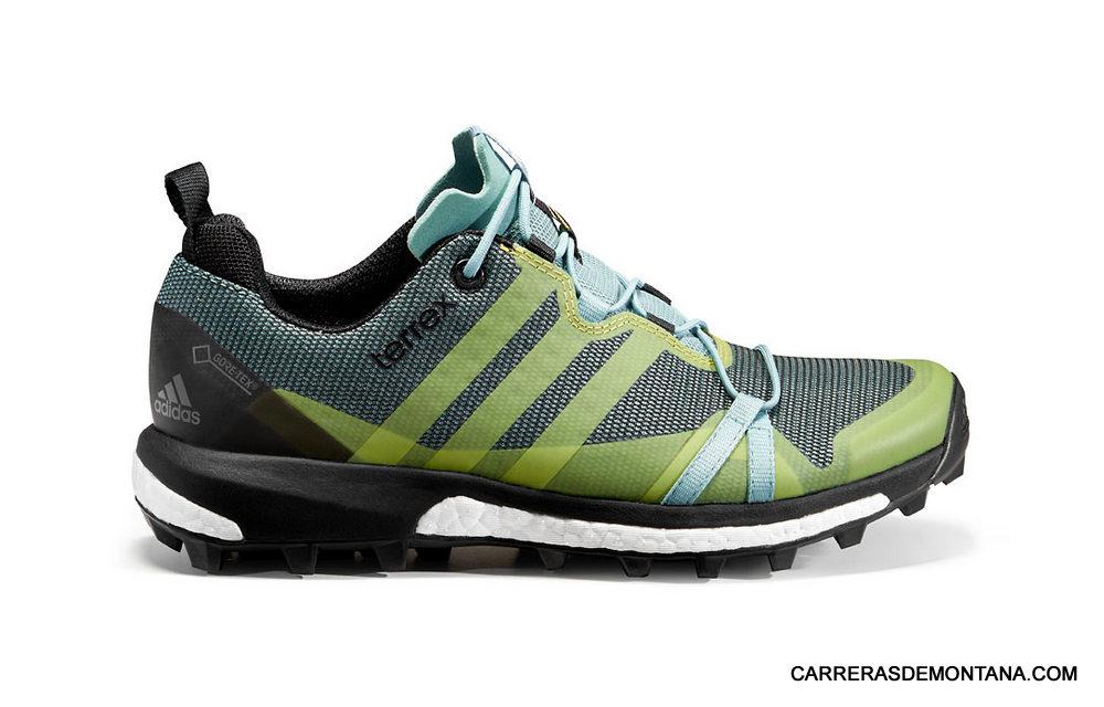 zapatillas trail adidas gore tex