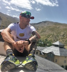 gediminas grinius vibram team interview at ultra sierra nevada by mayayo 2
