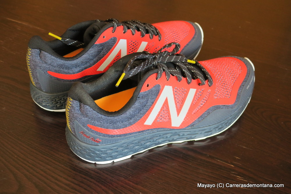 zapatillas new balance hierro