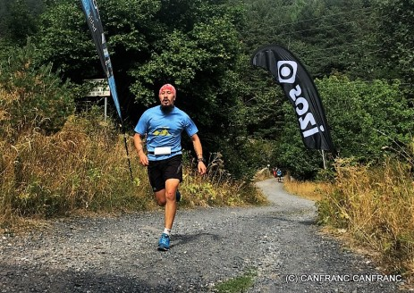 Vlady termina en top10 el KV descenso Canfranc 2016