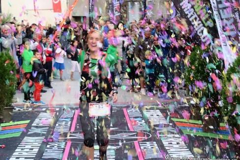Nuria Ferrer entra campeona Matxicots 82km con Rialp a rebosar