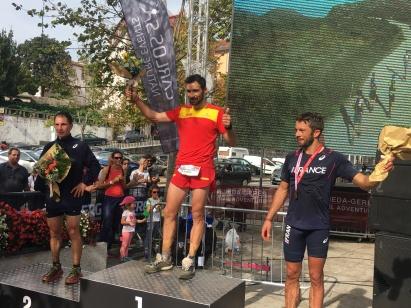mundial trail running 2016 luis alberto campeon