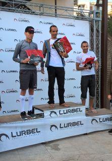 Desafio Lurbel aitana campeón alvaro Velzquez