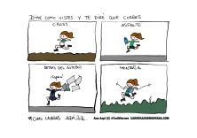 #trailviernes 75 humor trail running dime_como_corres