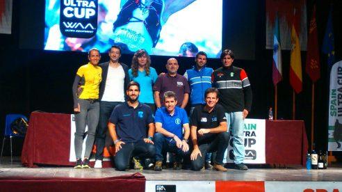 Spain Ultra Cup 2017: Directores de carrera.