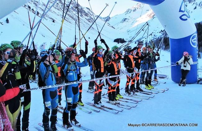 Salida Altitoy 2015: La gran travesia skimo del Pirineo.
