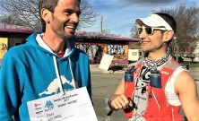 dani aguirre campeon basque ultra trail series con mikel leal