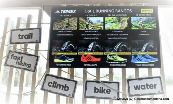 Adidas Terrex 2017: Trail running....y mucho, mucho más.
