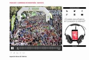 #radiotrail especial ultra trail 100km por equipos