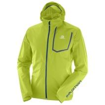 salomon bonatti pro jacket chaqueta trail running y montaña fluo