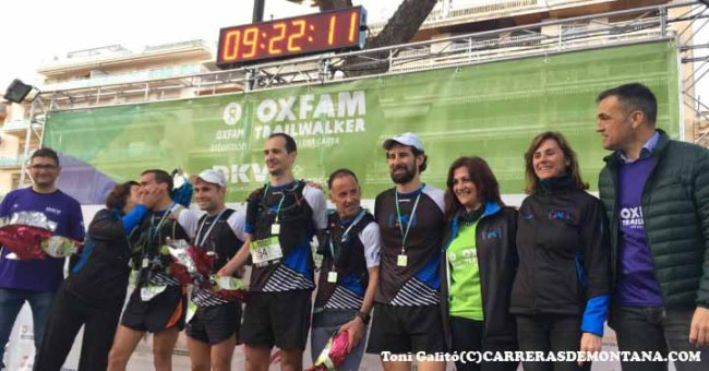 CABK MARESME SUD TEAM TRAIL WALKER