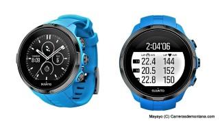 Suunto Spartan Sport wrist hr blue reloj gps multideporte