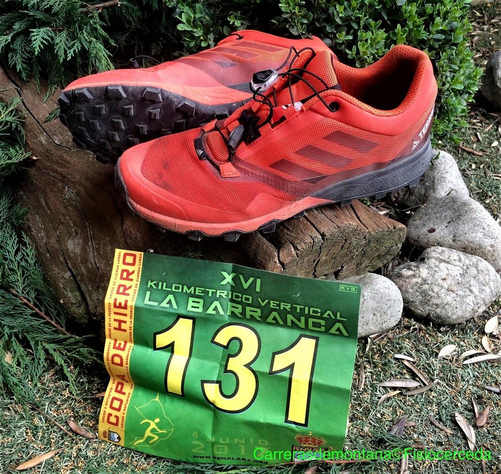 Adidas Terrex Trailmaker: Del oro mundial de Luis Alberto al uso popular. Análisis técnico por Mayayo y prueba 250km por @fisiocerceda
