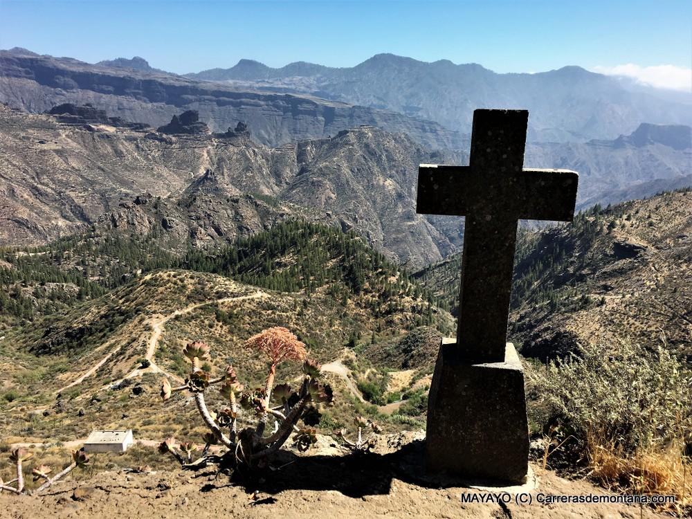Artenara Trail 2017 (10k-16k-33k) Envivo. Crónica, resultados y album fotos por Mayayo.