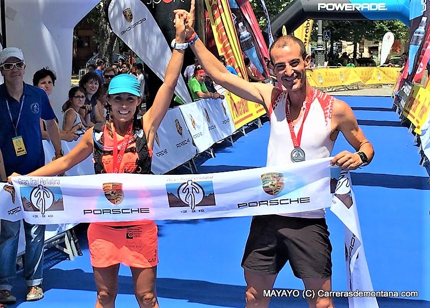 Carreras de Montaña en familia: Entrevista Agustín Lujan y Gemma Arenas, campeones Gran Trail Peñalara 2017 #GTP17