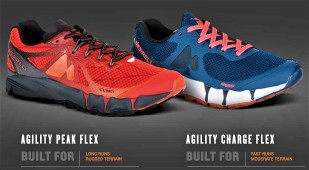 merrell agility collection