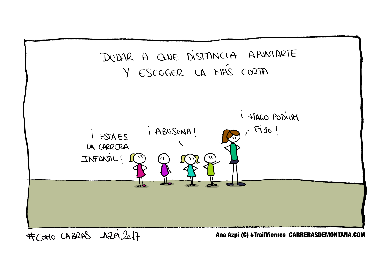 Carreras de Montaña y dudas con las distancias: ¿Corta o Larga? #Trailviernes-102 con Ana Azpi.