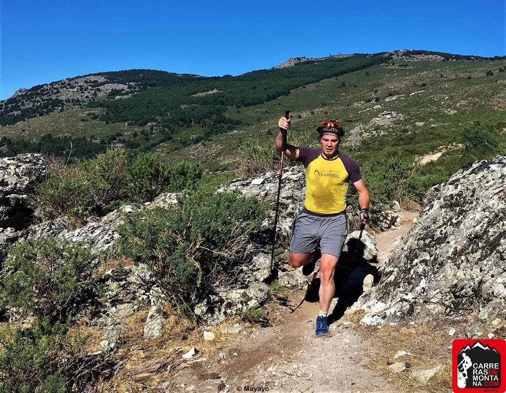 Mountain King super trekker poles: Bastones sólidos para montaña, senderismo y ultras alpinas. Análisis técnico y alternativas por Mayayo.
