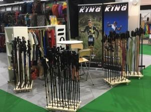 mountain king poles expo