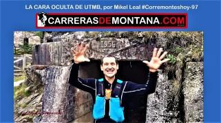 Mikel Leal en corremontes hoy 97 2