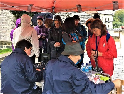 roncesvalles zubiri 2017 marcha popular 1