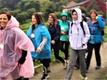 roncesvalles zubiri 2017 marcha popular 2