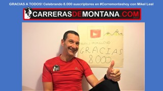 #corremonteshoy-105 carreras de montaña y videos trail running