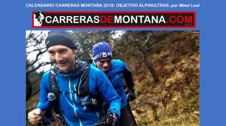 #corremonteshoy-110 objetivo alpinultras