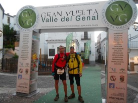 Calendario Carreras Montaña Andalucia 2018 recomienda Ivan Vivo 6 ultra trail valle del genal