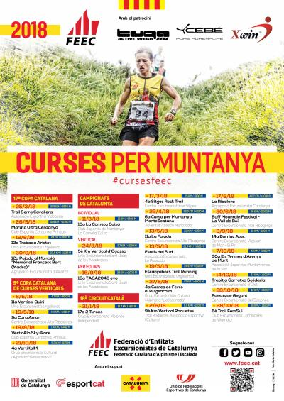 FEEC Carreras de montaña 2018