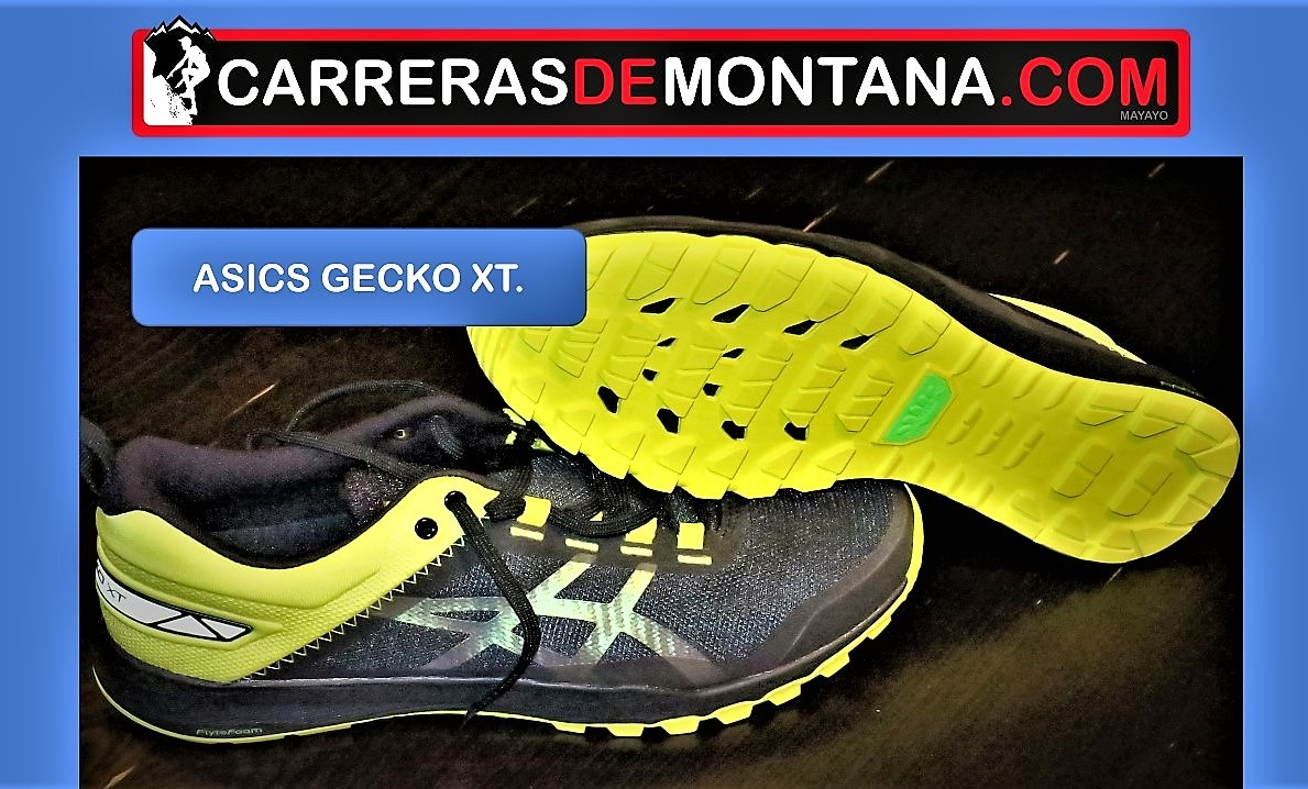asics trail mujer gecko xt