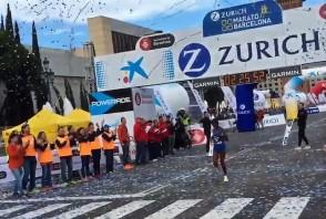 maraton barcelona 2018 campeona fotos org.