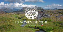 trail running chile 2018 gran travesia de los valles