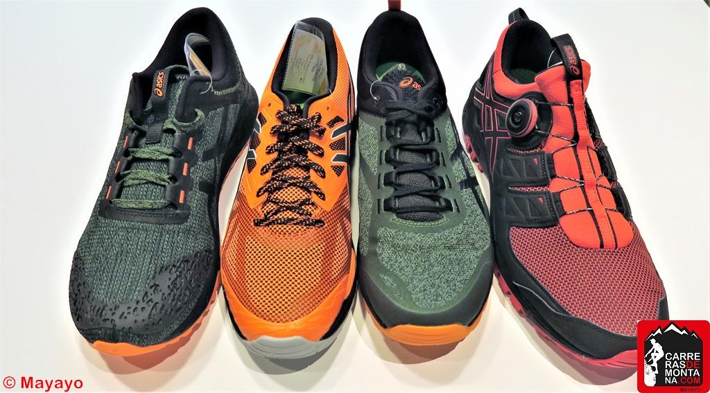 asics hombre zapatillas 2018 running