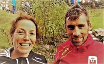 luis alberto hernando y ragna debats campeones mundial trail running 2018 3