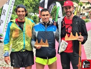 podio masculino desafio cainejo 2018 foto mayayo