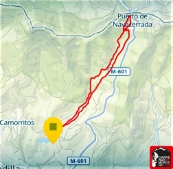 cross alpino telegrafo 2018 recorrido