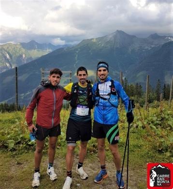 Infinite trails 2018 etapa prologo 2