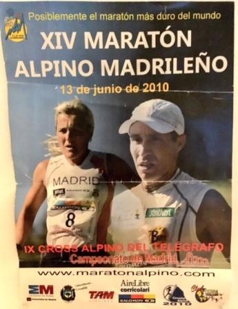 Maratón Alpino Madrileño 2018 (2)