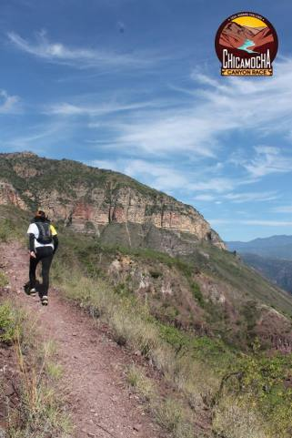 trail running colombia chimacocha canyon race (3)