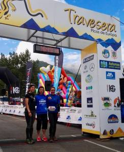 travesera picos europa 2018 podio femenino